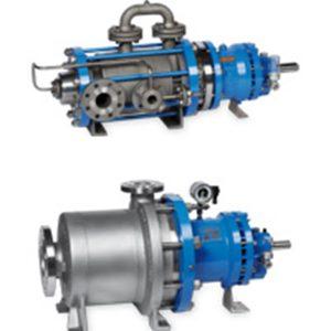 центробежный герметичный насос Klaus Union серии SLM GV/HV