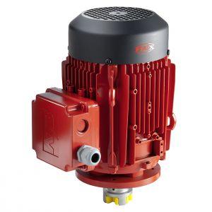 двигатель Flux серии DMS (винтовые насосы Flux)