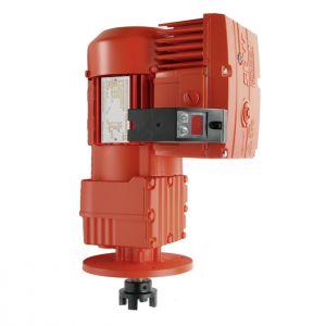 двигатель Flux с частотным преобразователем (винтовые насосы Flux)