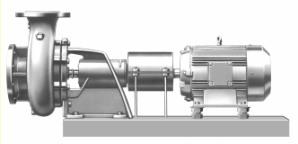 центробежные насосы Allweiler, Argal, KSB, Lutz, Magna серии NS