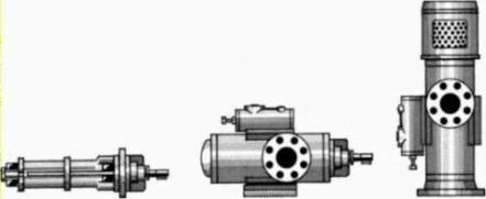 трехвинтовые насосы Allweiler IMO серии SM