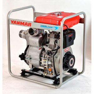 Дизельная мотопомпа  Yanmar YDP 30NT