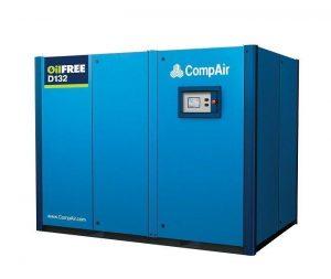 Безмасляные компрессоры CompAir серии D132-10A