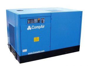 Безмасляные компрессоры CompAir серии D185-10W
