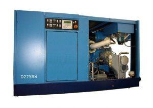Безмасляные компрессоры CompAir серии D275-RSW