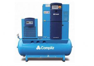 Винтовой компрессор CompAir L18