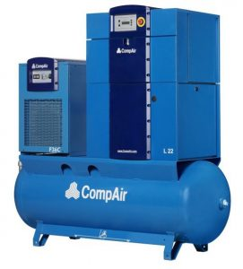 Винтовой компрессор CompAir L22