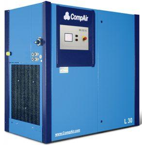 Винтовой компрессор CompAir L30