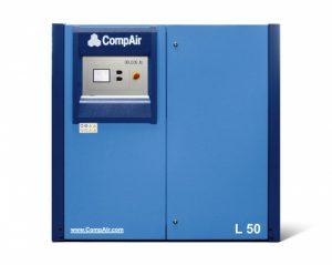 Винтовой компрессор CompAir L50