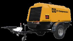 Передвижной компрессор ET RM-22K