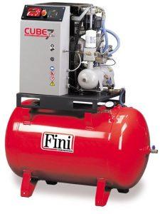 Винтовой компрессор FINI CUBE 710 SD 270 ES (винтовые компрессоры)