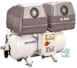 Безмасляный компрессор Fini DR.SONIC 640-90F-ES-6T
