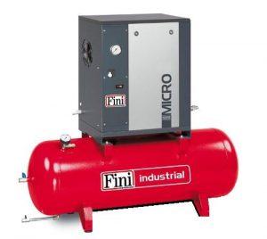 Винтовой компрессор FINI MICRO SE 408-200 (винтовые компрессоры)