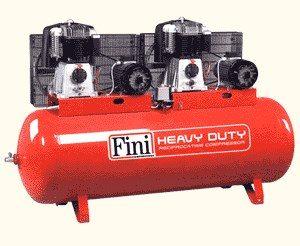 Поршневой компрессор FINI BKT-120-900F-20T