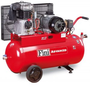 Поршневой компрессор FINI MK 113-90-4